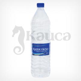 Минерална вода Княжевска 1.500 л, 6 броя